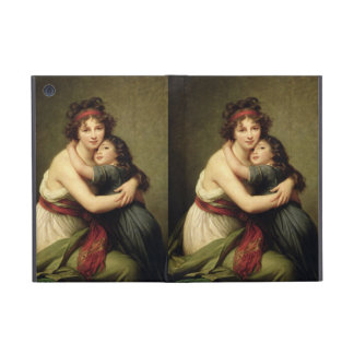 Madame Vigee-Lebrun and her Daughter iPad Mini Cover