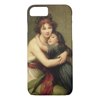 Madame Vigee-Lebrun and her Daughter iPhone 7 Case