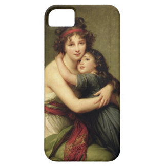 Madame Vigee-Lebrun and her Daughter iPhone SE/5/5s Case