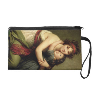 Madame Vigee-Lebrun and her Daughter Wristlet