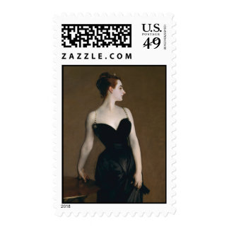 Madame X by John Singer Sargent Postage