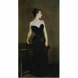 Madame X by John Singer Sargent Statuette