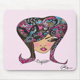 Madamoiselle Mimi Le Exquisite Girlie MousePad