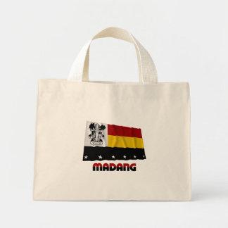 Madang Province Waving Flag Canvas Bag
