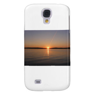 Madawaska Lake Sunset Maine Galaxy S4 Case