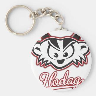 MadBadger Hodag! Basic Round Button Keychain