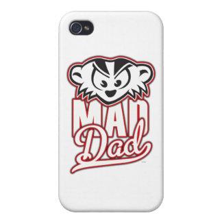 MadBadger MAD Dad iPhone 4/4S Case