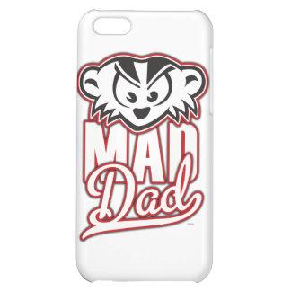 MadBadger MAD Dad iPhone 5C Cases