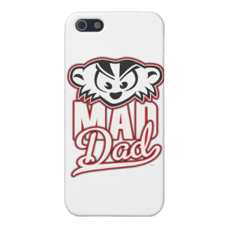MadBadger MAD Dad iPhone 5 Cover