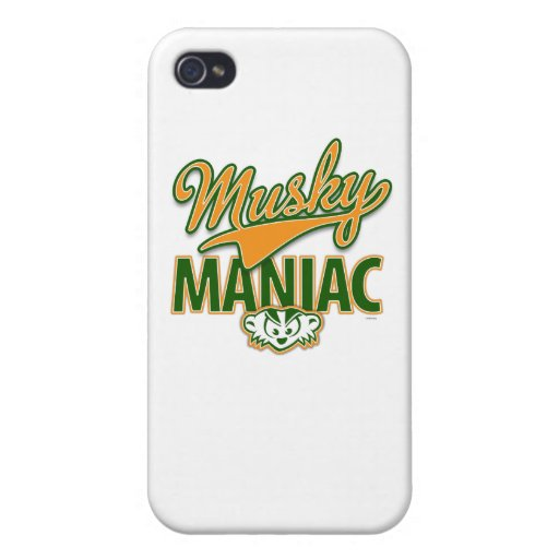MadBadger MUSKY iPhone 4 Cases