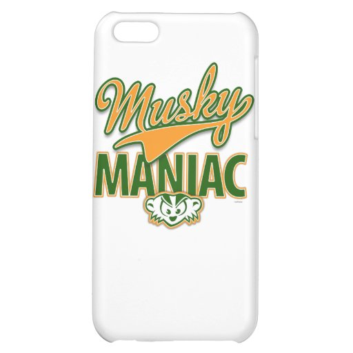 MadBadger MUSKY iPhone 5C Cases