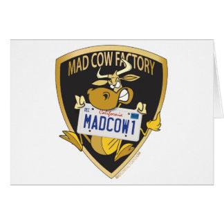 MadCowFactory Wear Card