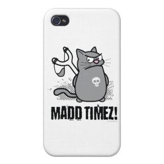 Madd Timez iPhone 4 Case