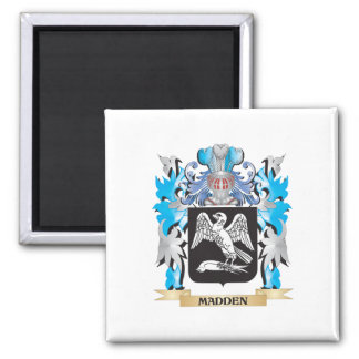 Madden Coat of Arms - Family Crest Magnet