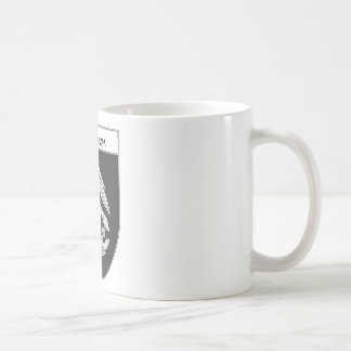 Madden Coat of Arms/Family Crest Coffee Mugs