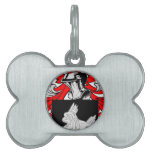 Madden Coat of Arms Pet Name Tags