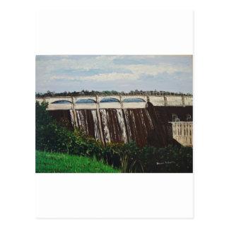 Madden Dam Postcard