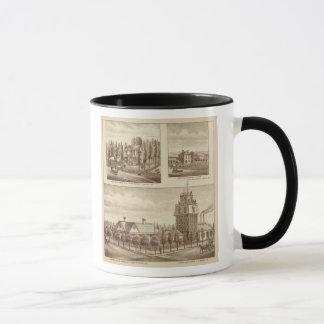 Madden residence, Water Works Mug