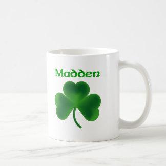 Madden Shamrock Coffee Mug