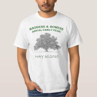 Maddens & Bowens Family Picnic T-Shirt