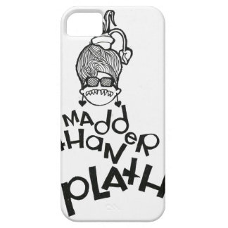 Madder Than Plath iPhone SE/5/5s Case