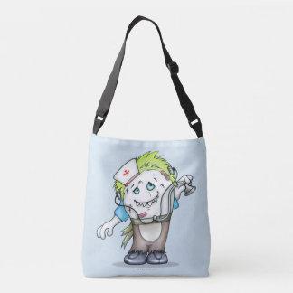 MADDI ALIEN MONST  All-Over-Print Cross Body Bag M
