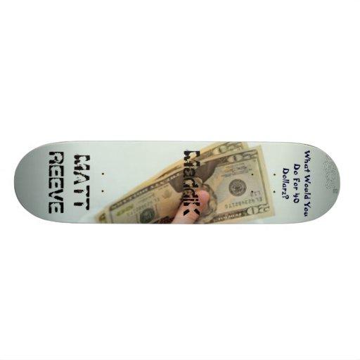 maddik skate team custom skate board