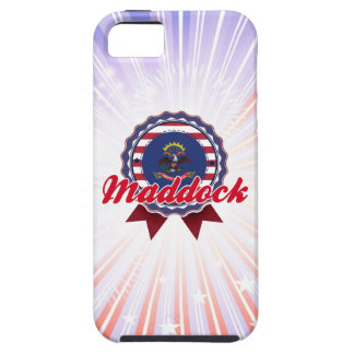 Maddock, ND iPhone 5 Case-Mate Fundas
