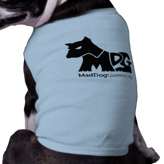 MadDogGamers Petwear Doggie T Shirt
