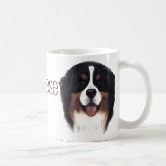 MadDog's Bernese Male Head Study Mug