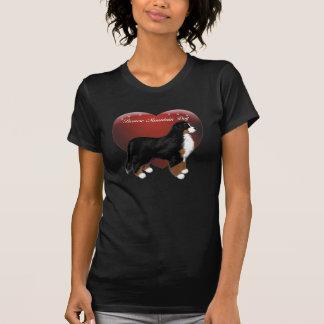 MadDog's Heart Dog Stacked T-Shirt