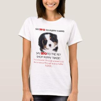 MadDog's Say NO To Puppy Farms T-shirt