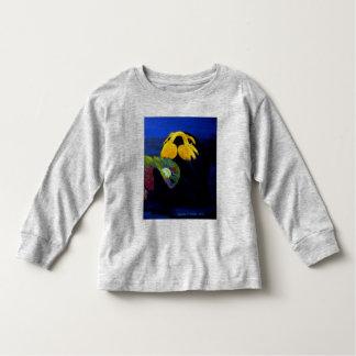 maddona toddler long sleeve toddler t-shirt