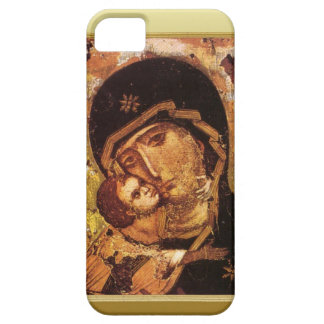 Maddonna and child iPhone SE/5/5s case
