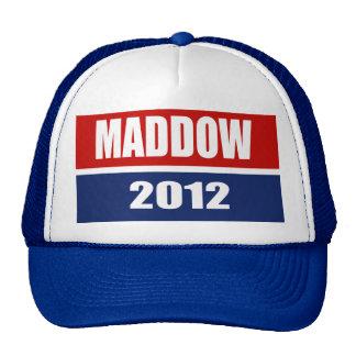 MADDOW 2012 TRUCKER HAT