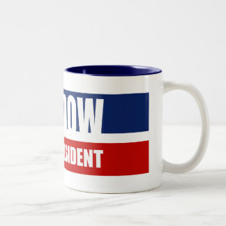 MADDOW 2012 Two-Tone COFFEE MUG