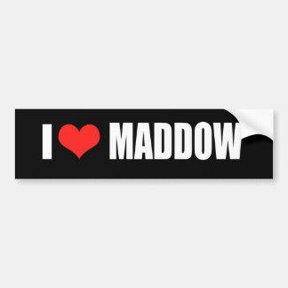 MADDOW Election Gear Car Bumper Sticker