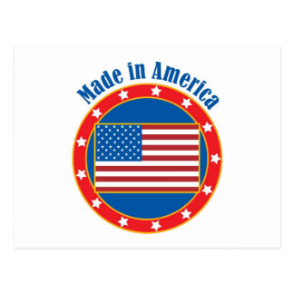 Made America Postcard