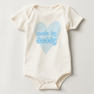 Made By Daddy baby boy Baby Bodysuit