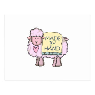 Made By Hand Postcard