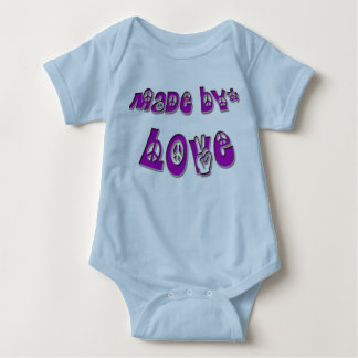 Made by* Love Baby Baby Bodysuit