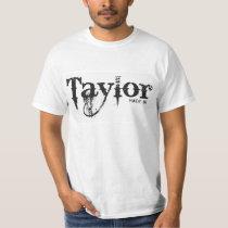 Made by Taylor Bleeding Cowboys Tee