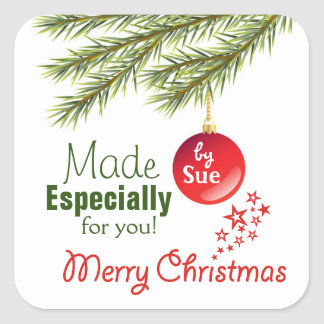 Made Especially for You Holiday Magic Stickers