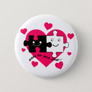 Made for Each Other! Button