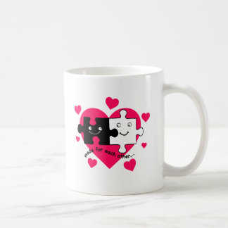 Made for Each Other! Coffee Mug