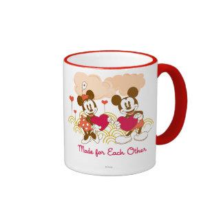 Made for Each Other Ringer Mug