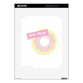 Made Fresh iPad 2 Skins