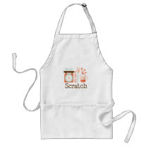 Made From Scratch Adult Apron