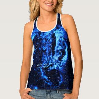 Made from Stardust - Cygnus Loop Nebula Tank Top