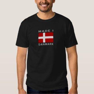 Made i Danmark Grey Tee Shirt